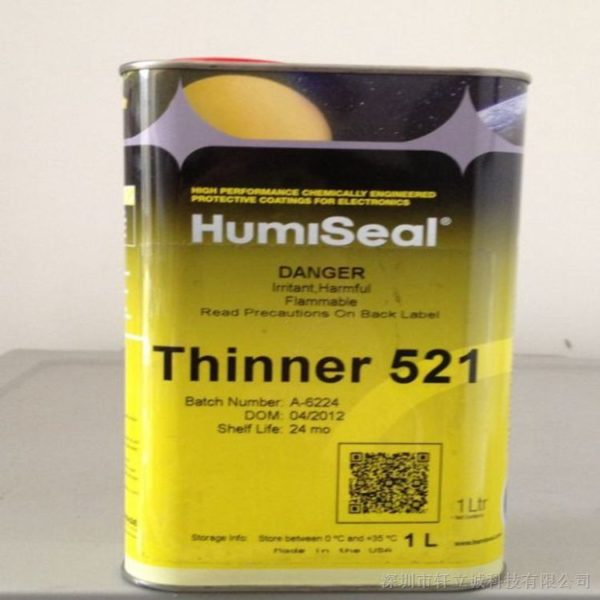 Humiseal Thinner 521